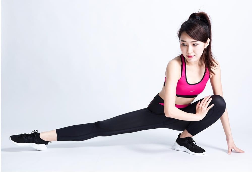 【WISENFIT】台灣製- 塑身訓練壓力褲 10