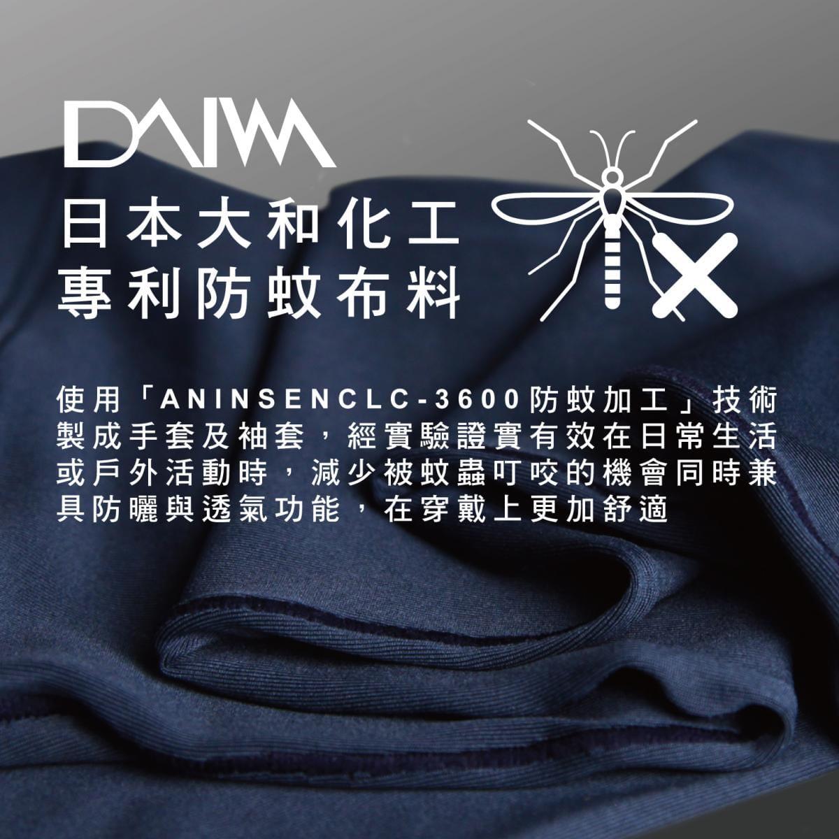 【威飛客手袋達人】【威飛客WELL FIT】抗UV防蚊扣指袖套 2