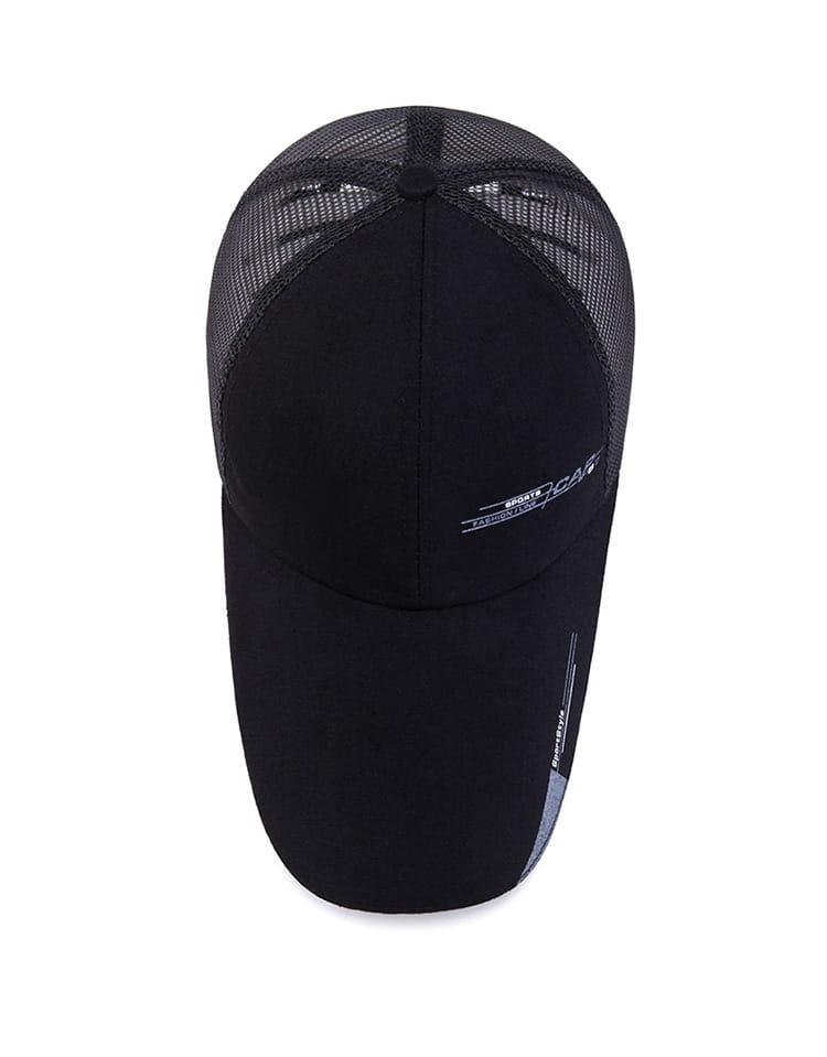 加長帽沿遮陽防曬棒球帽 8
