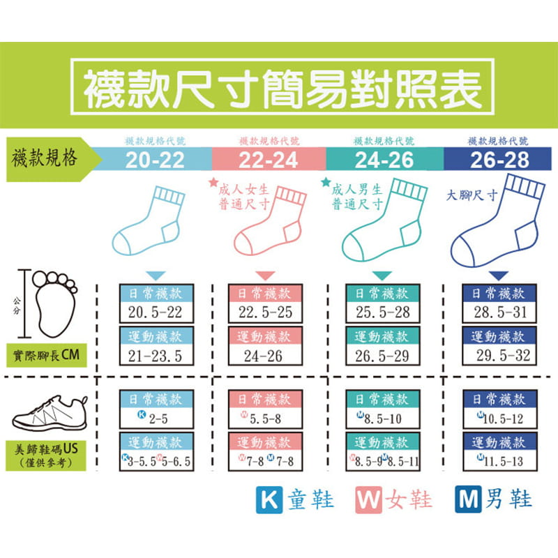 【IFEET】(9824-28)全方位足弓壓力運動網球襪 4