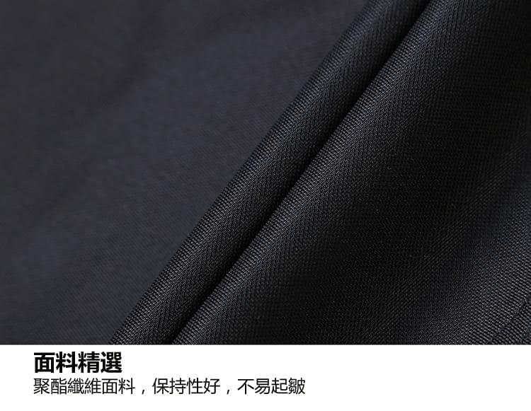 拉鍊口袋速乾透氣休閒運動短褲 10