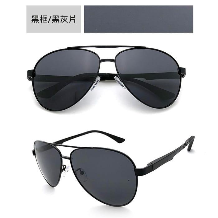 【suns】鋁鎂合金飛行員偏光太陽眼鏡 抗UV (W0201) 13
