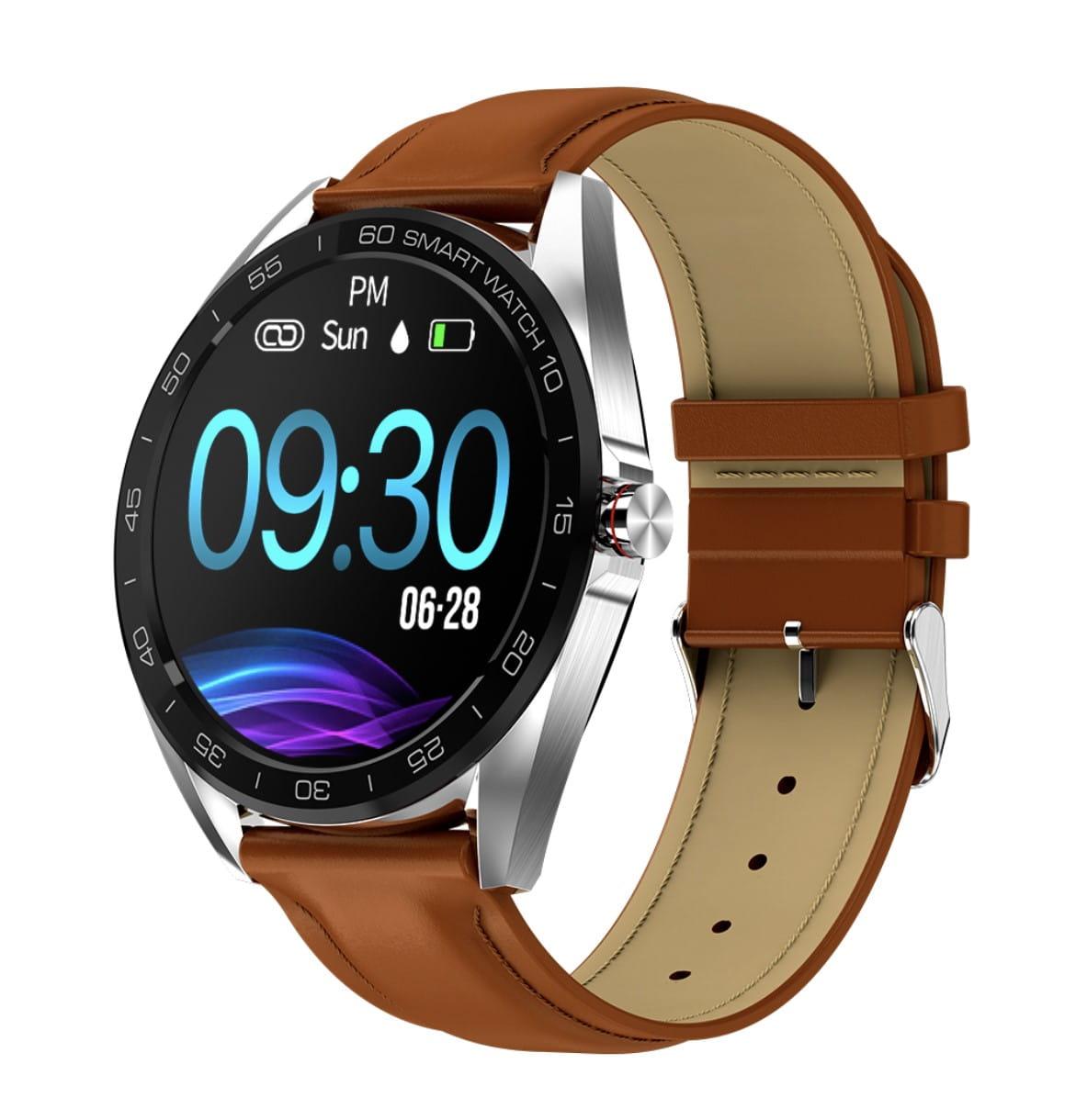 BP500   心率/壓力健康管理商務腕錶
