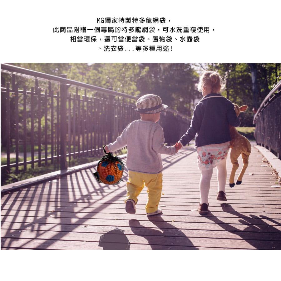 【Macro Giant】兒童7公分小足球(4入) 5