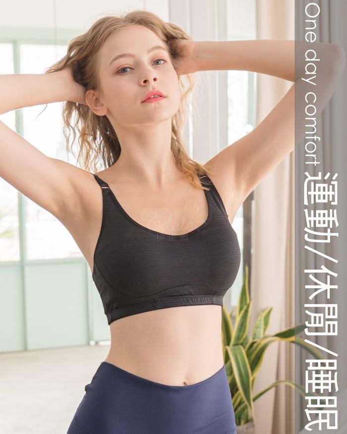 【伊黛爾內衣】Hi Cool運動排汗涼感內衣 3