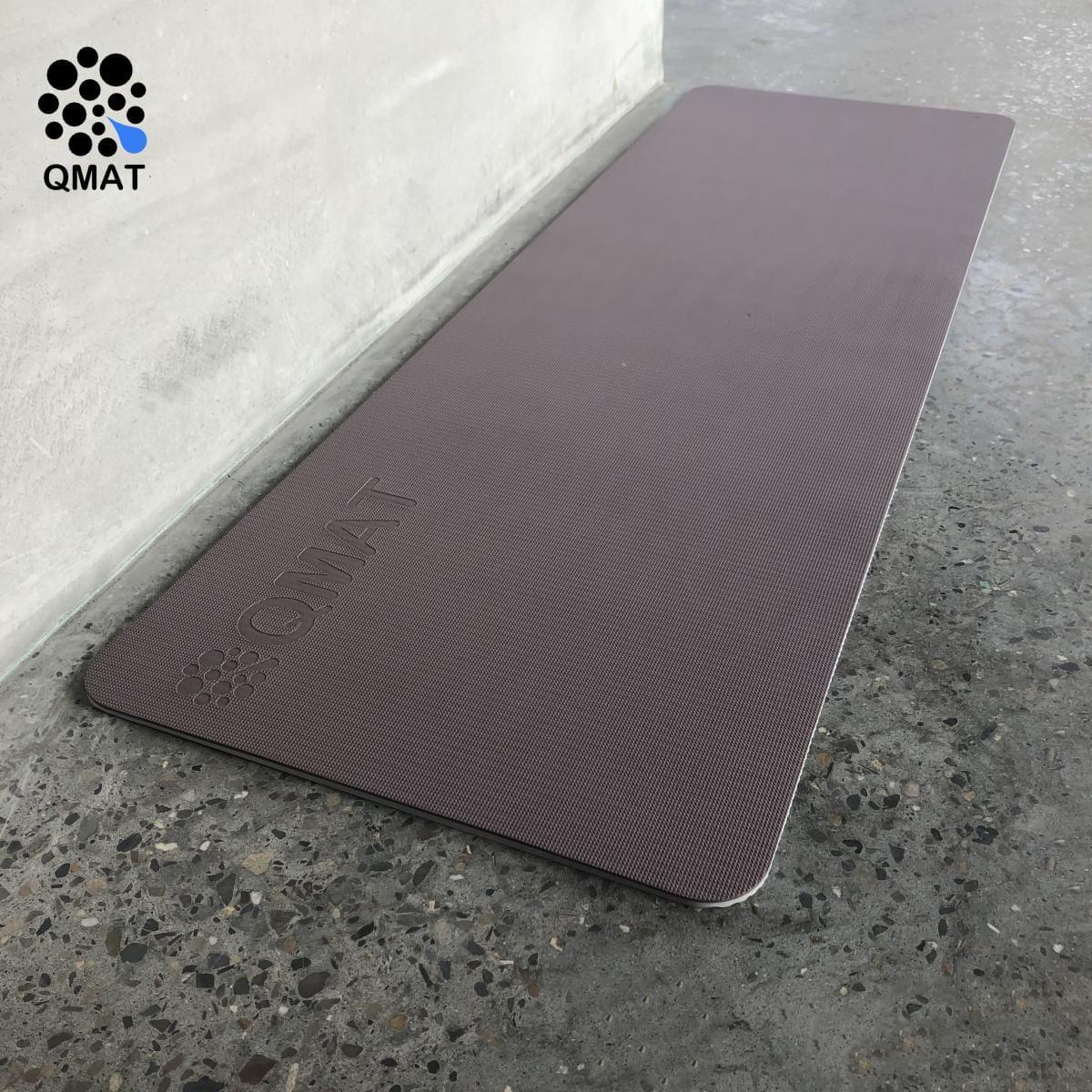 【QMAT】 10mm 雙色運動墊(共六色) 10