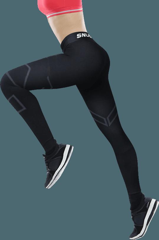 【sNug】全壓式強肌力壓縮褲(女款) 增強肌耐力 減緩肌肉疲勞  爬山褲 壓力褲 運動褲 0