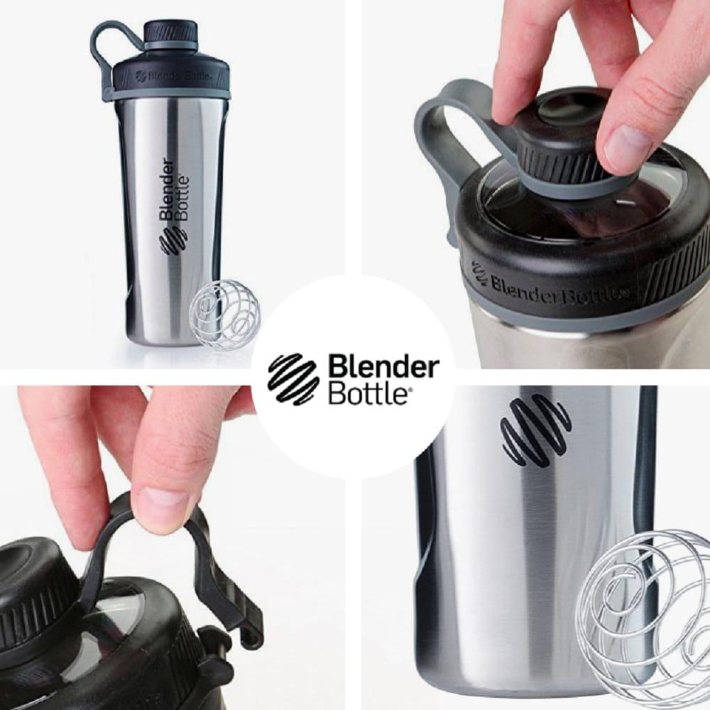 【Blender Bottle】Radian系列|雙壁不鏽鋼|時尚搖搖杯|26oz|7色 4