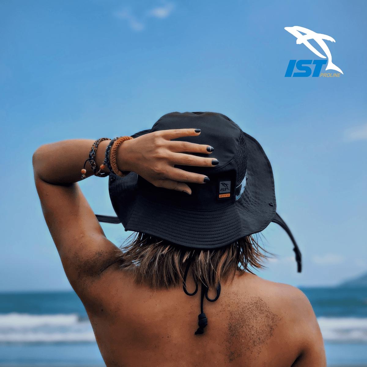 【IST】MIT 漁夫帽 衝浪帽 潛水 自潛 衝浪 溯溪 SUP 0