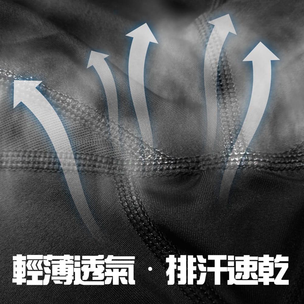 【N10.5】男女款專業級機能肌力壓力褲 8