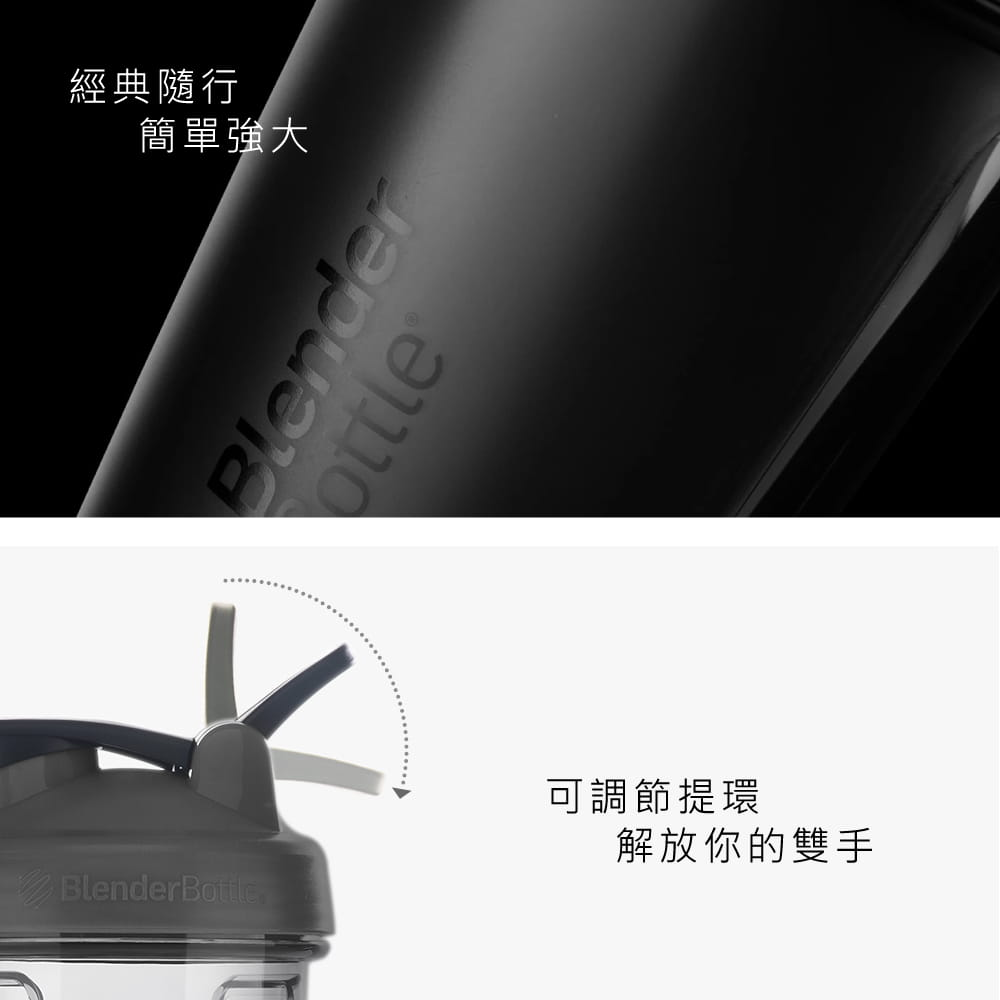 【Blender Bottle】Classic系列|V2|限量搖搖杯|28oz|每月新色更新 6