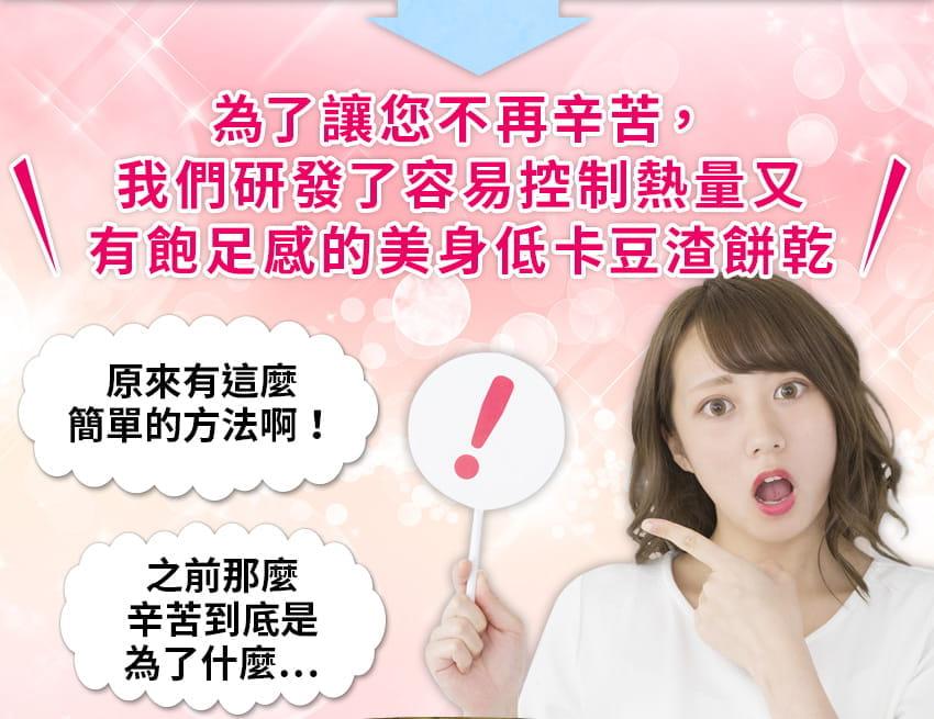 【Guilt FREE SWEETS】日本超人氣美身豆渣餅乾(24片/盒) 6