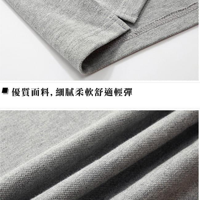 空軍MA1刺繡翻領吸汗透氣純棉短袖POLO衫 7色 M-4XL碼【 CW434212】 17