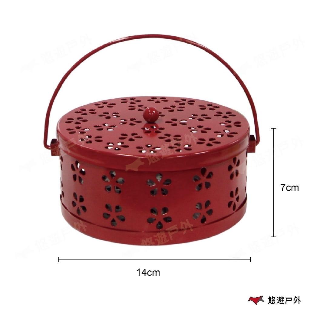 【Camp Plus】手提式防風蚊香盒 3