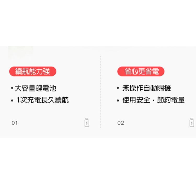 【JAR嚴選】便攜型智能頸椎按摩器 14