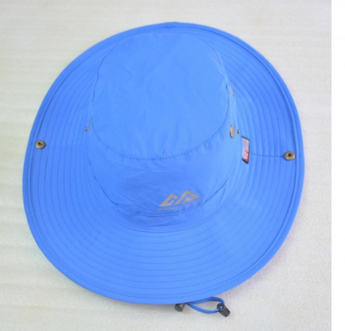 戶外登山健行帽子遮陽防水運動休閒LETS SEA-登山款必備 6