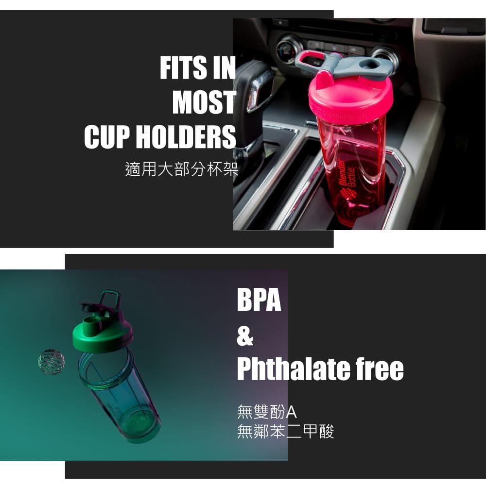 【Blender Bottle】Marvel超級英雄|6款任選|Pro28專業透亮搖搖杯 6