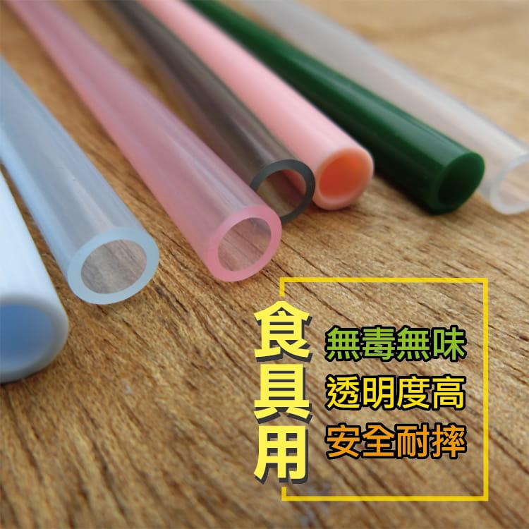 可摺疊矽膠吸管便攜盒 10