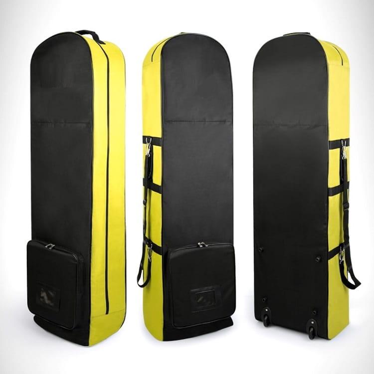 GOLF高爾夫帶滑輪航空包 托運保護袋【AE10244】 11