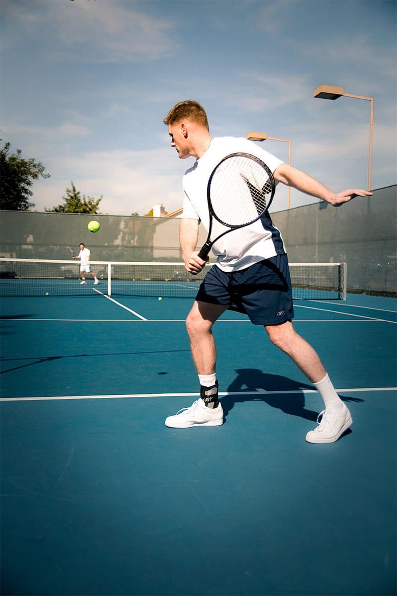 【居家醫療護具】【AIRCAST】美國A60功能性運動護踝 4