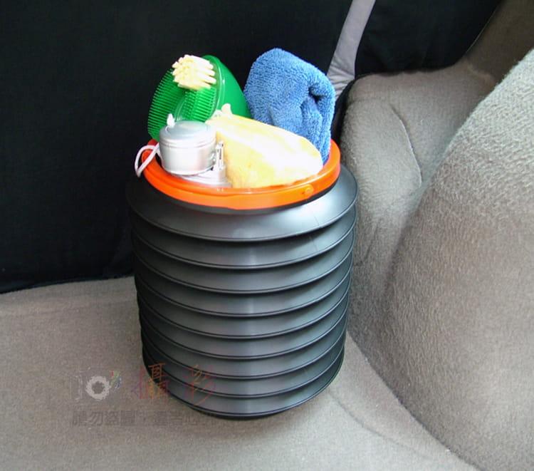車用折疊垃圾筒 18