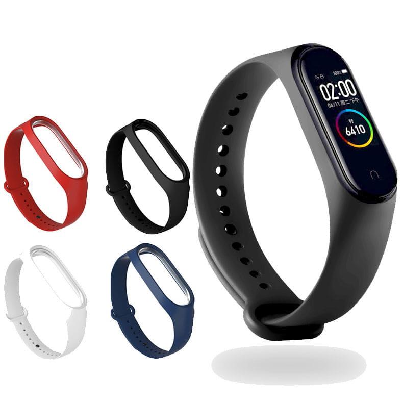 小米手環 3/4/5 錶帶 小米手環5錶帶 小米錶帶 小米手環錶帶 小米腕帶 錶帶 防水錶帶 0