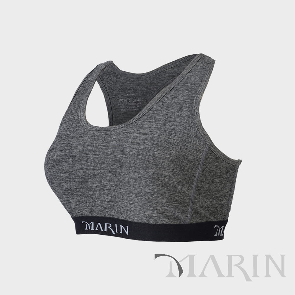【MARIN】台灣製 鋅離子 中度支撐型運動內衣 11