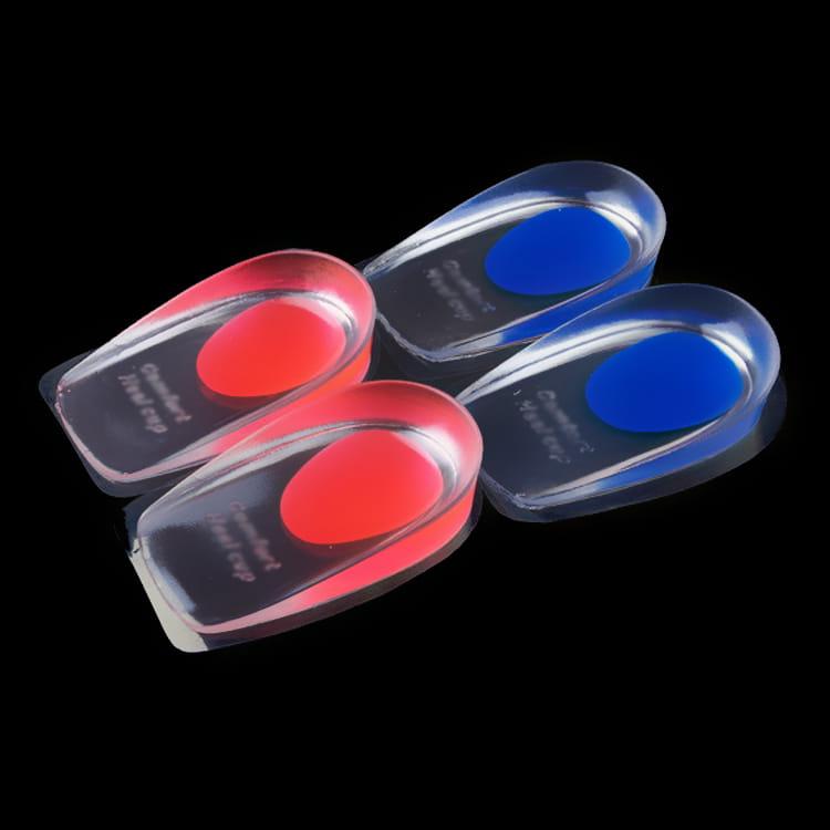 最強吸震矽膠足跟墊 增高墊 9