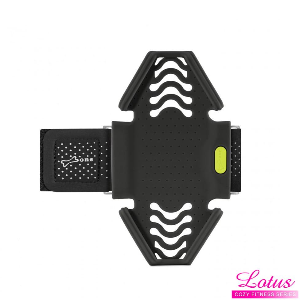 跑步手機綁 Run Tie - 通用手機運動臂套 - 黑色 12