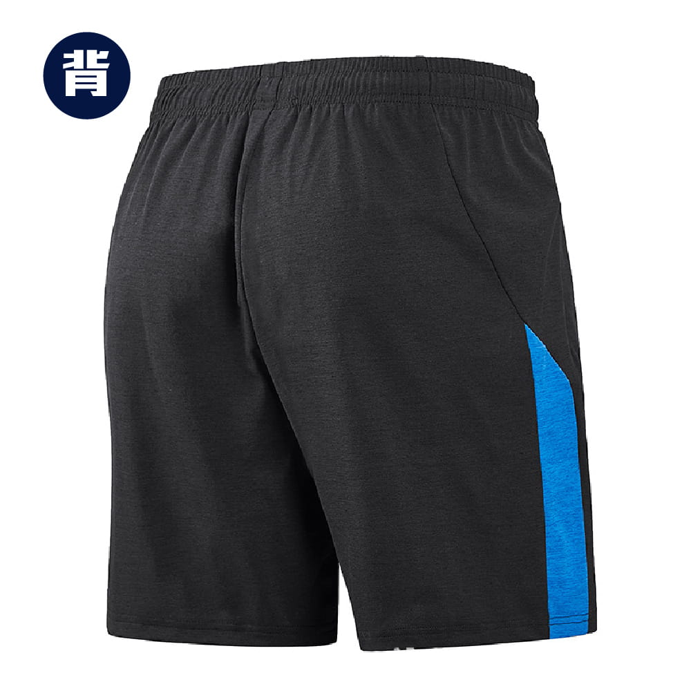 【NEW FORCE】輕量快乾鬆緊拉繩五分短褲-2色可選 8