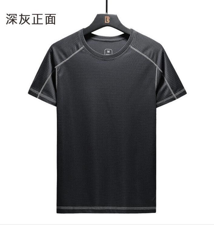 薄款涼感網眼速乾短袖T【CW44070】 11