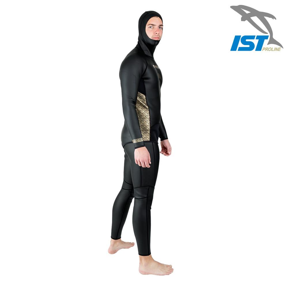 【IST】WSH-03 二件式Neoskin自由潛水防寒衣 11