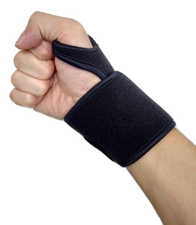 【居家醫療護具】【THC】腕關節保護套 (單一尺寸) 1