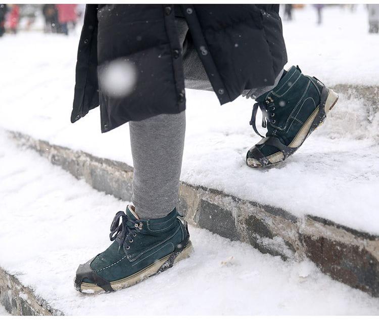 十爪冰雪地防滑防摔鞋套 19