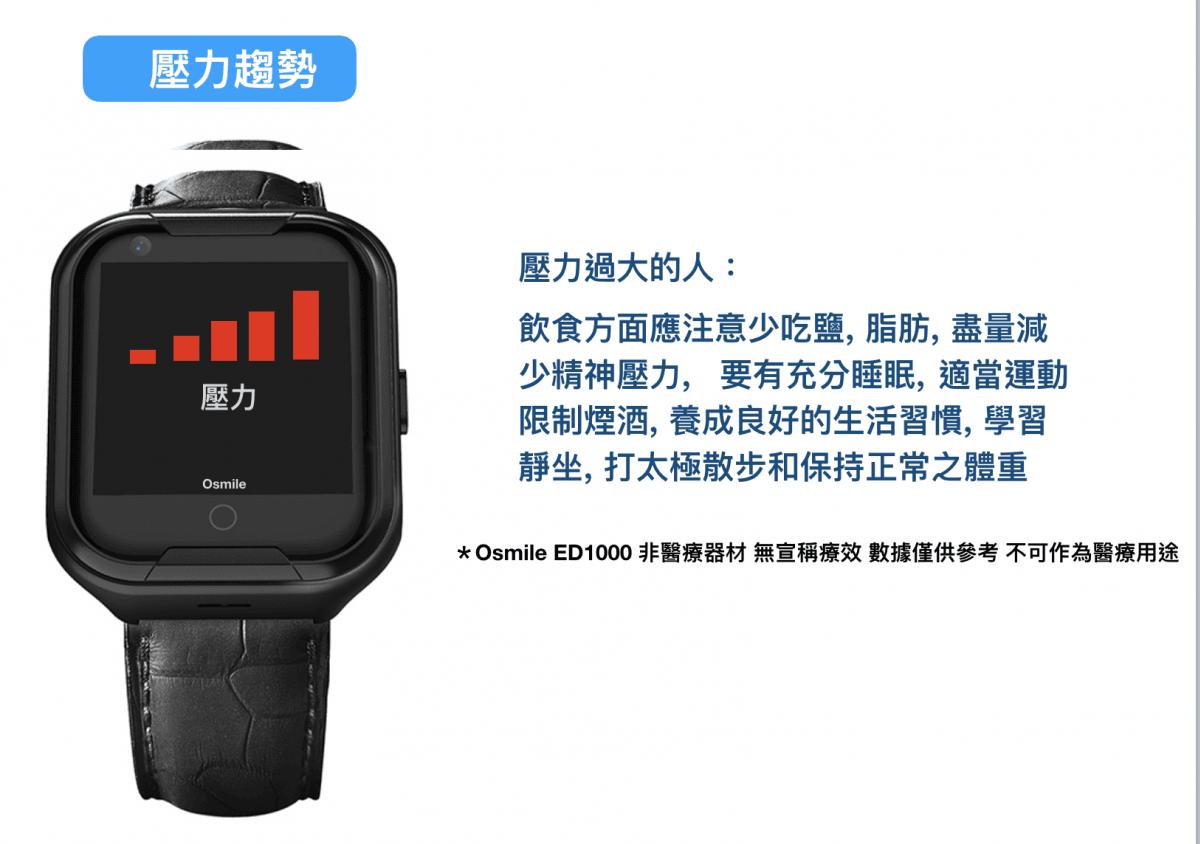 【Osmile】老人專屬智能通話求救手錶 7