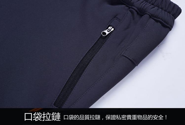 男女款加绒加厚防寒防風#205防水機能褲/加絨褲 12