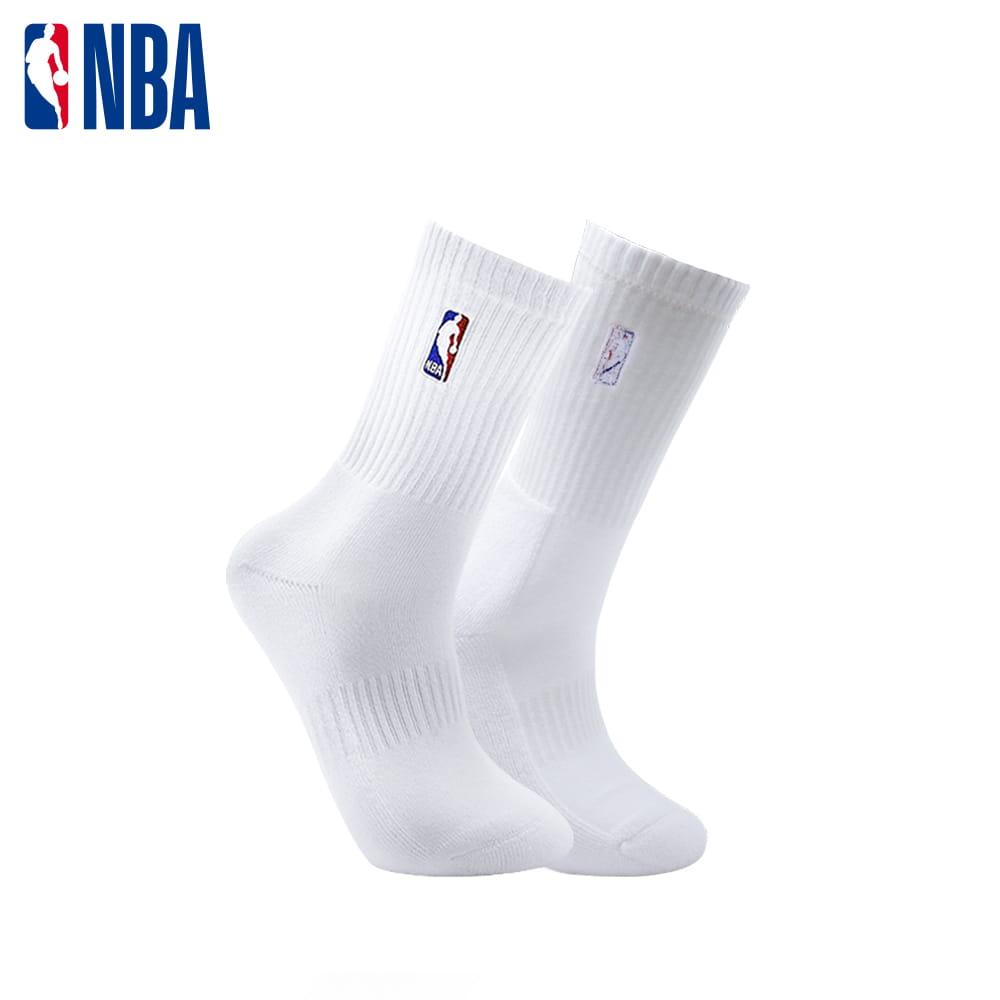 【NBA】 經典款全毛圈半毛圈刺繡長襪 1