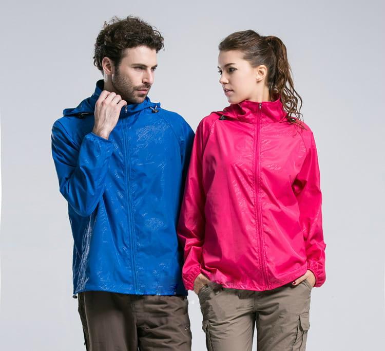 10色防風抗水兩用風衣外套(70款) 3