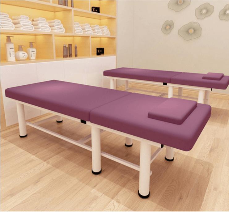 折疊美容床美容院專用按摩床理療床推拿床家用美睫紋身床 0