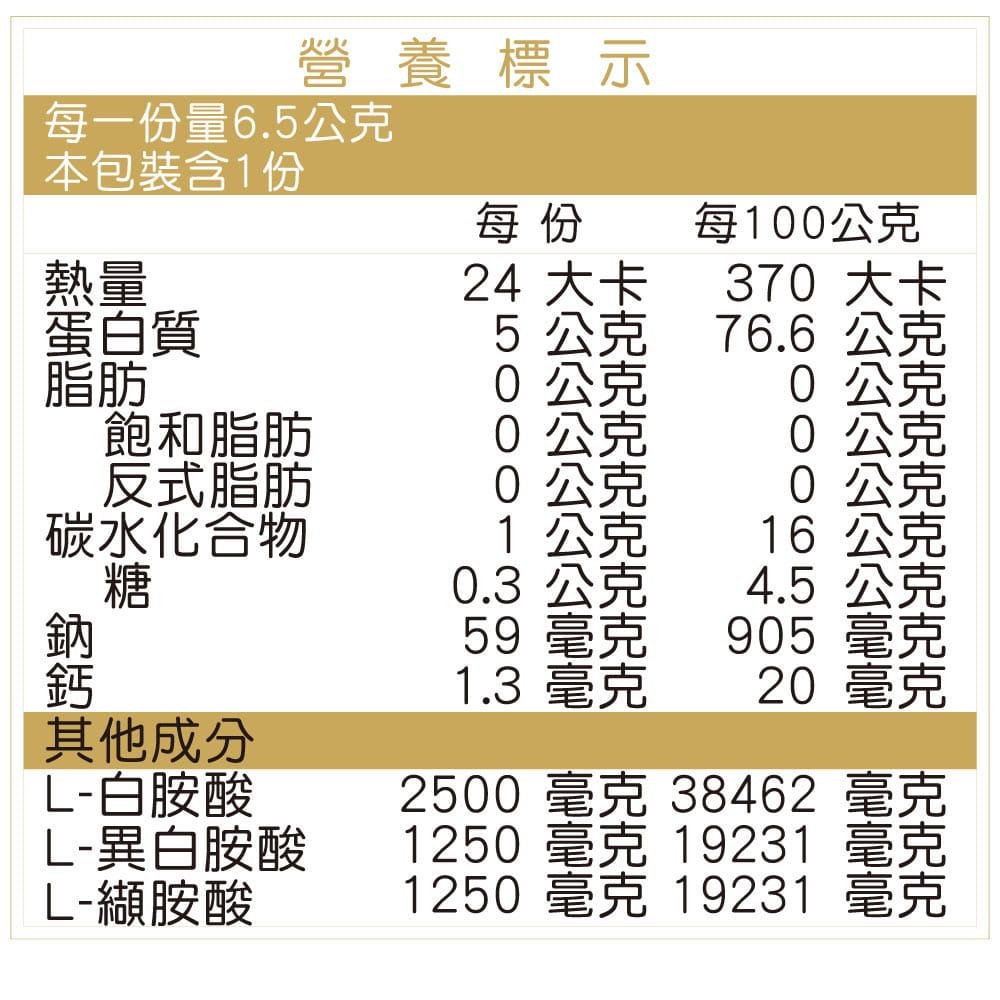 【RED COW紅牛聰勁 】BCAA(蔓越莓口味)6.5g*4包/盒 6