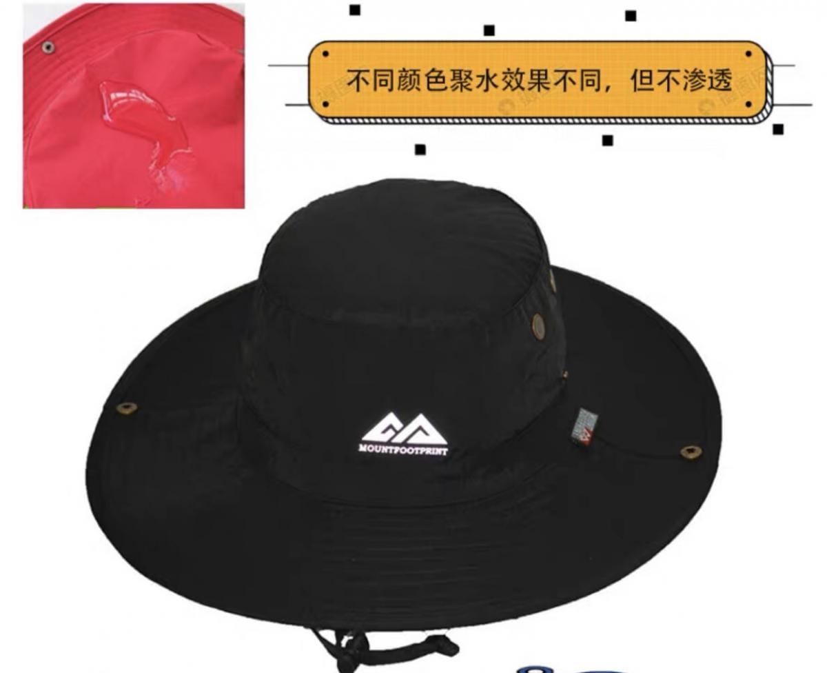 戶外登山健行帽子遮陽防水運動休閒LETS SEA-登山款必備 2