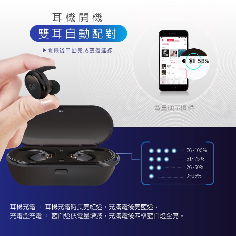 【E-books】SS8 真無線觸控藍牙5.0耳機 5