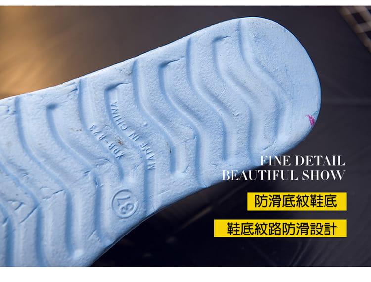 【JAR嚴選】透氣防滑水陸兩用晴雨鞋情侶款 5