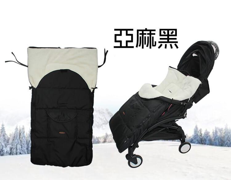 【JAR嚴選】多功能嬰兒推車睡袋 ( 德國 推車睡袋) 13