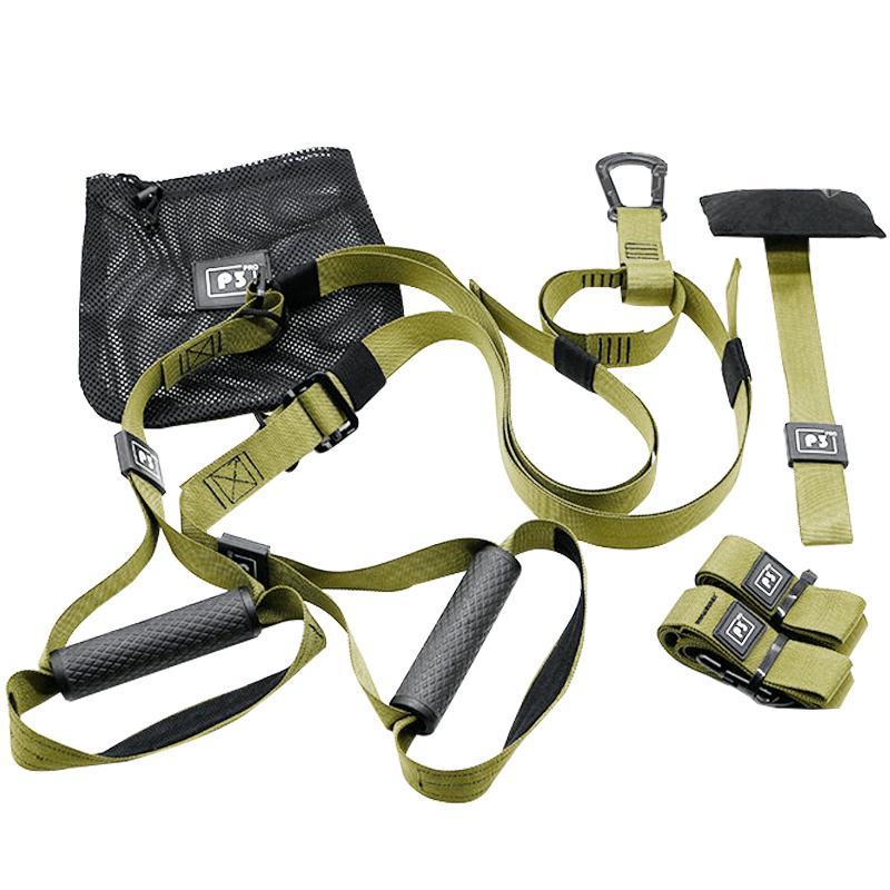 競技版P3-3 懸掛式訓練帶 核心肌群 TRX 健身 8