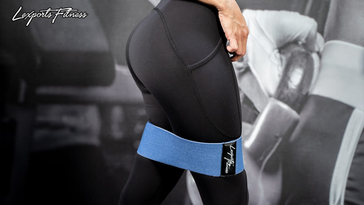【LEXPORTS 勵動風潮】健身翹臀圈◆高量級 2.0 1