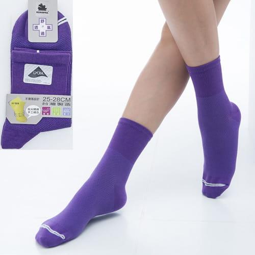 【KEROPPA】舒適透氣減臭加大短襪中性x兩雙C98006-X 5