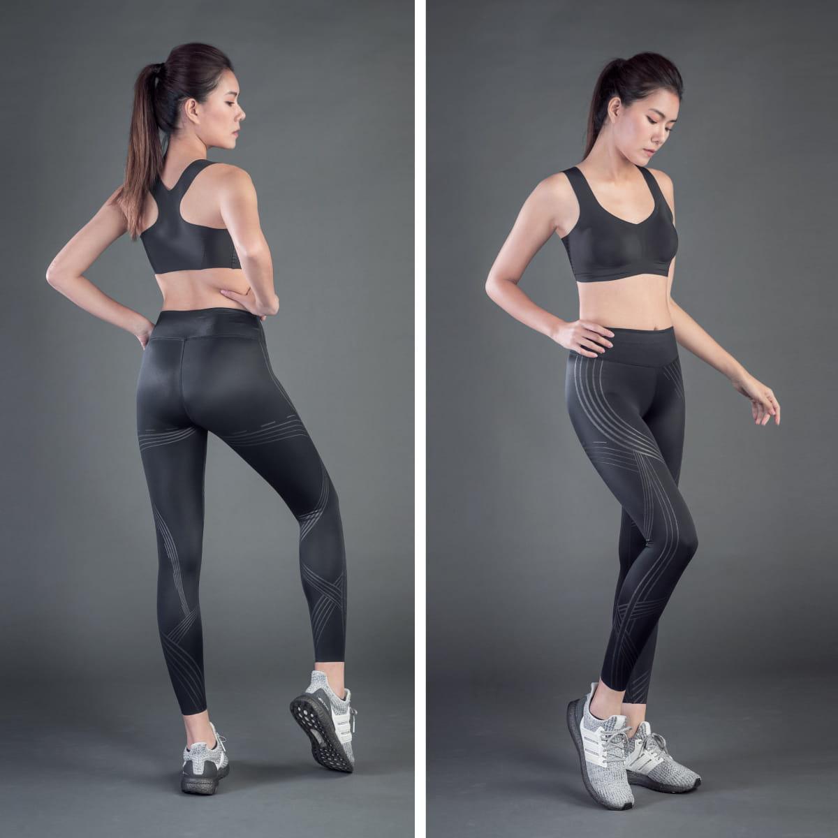 TENO超彈感美型健身褲-Track軌跡 7