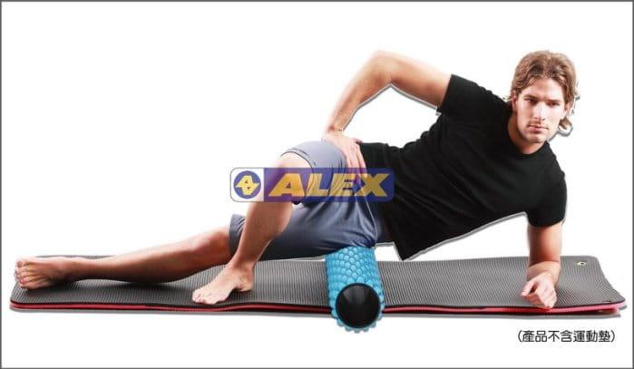 【CAIYI 凱溢】ALEX C-5601 運動滾筒(瑜珈柱) 加長型(附贈提袋) 5