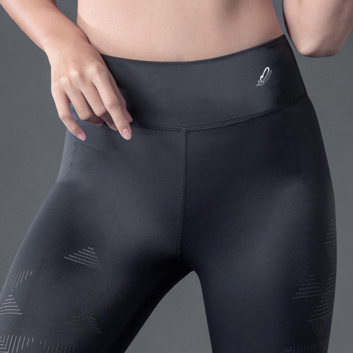 TENO超彈感美型健身褲-Mountain山稜 16